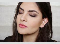 Matte Brown Smokey Eyes | Noirette Diary L'oreal Foundation Makeup True Match
