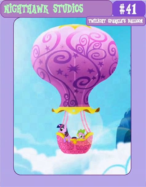 Beautiful Balloon Paper Craft Papermodeler by Twilight Sparkle Air Balloon Papercraft Paperkraft