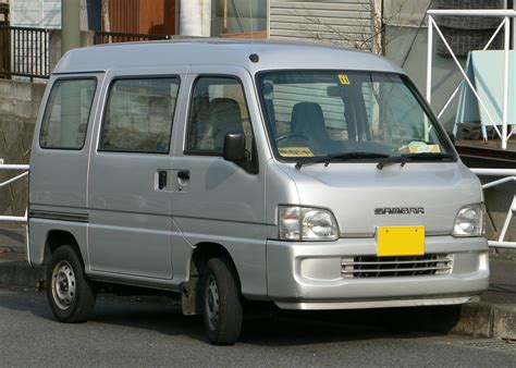 subaru sambar van buying a kei car page 2