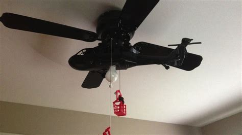 Every Ceiling Fan Should Be A Helicopter Ceiling Fan