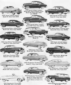 Buick 1950s Models Identifying 1946 1953 Buick Automobiles Route 66 Rod