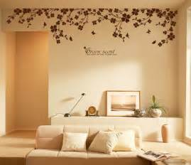 home accents wall:  vine butterfly wall decals removable decorative decor stickers ebay