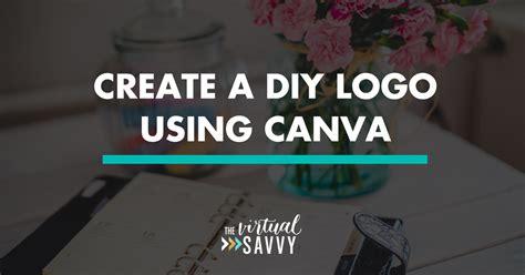 Design A Logo Using Canva | the virtual savvy