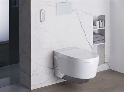 Geberit Bidet Wc by Wall Hung Toilet With Bidet Aquaclean Mera By Geberit Italia