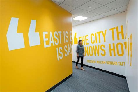 environmental design visual communication 25 best office wall graphics ideas on pinterest office