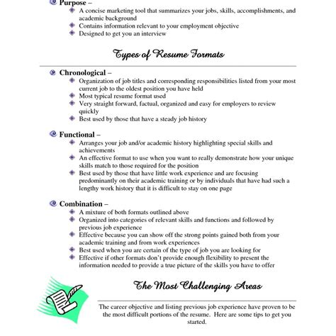 types of resume format pdf functional resume template professional resume format pdf free throughout the most professional