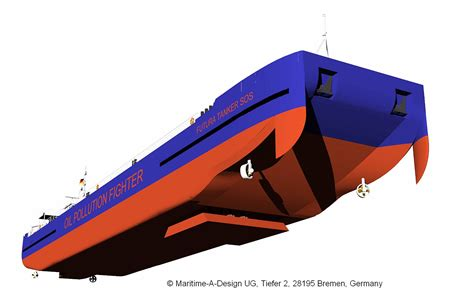a design maritime a design products oil recovery system