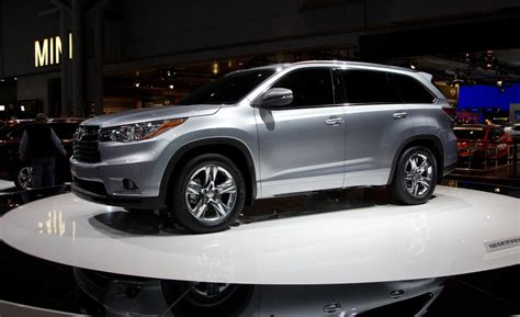 Toyota Highlander 2014 Price Car And Driver