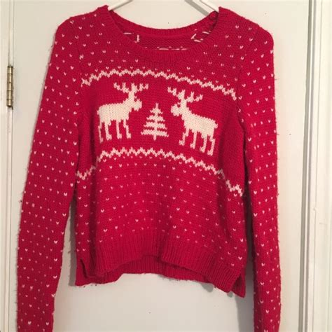 abercrombie and fitch reindeer sweater 58 off abercrombie fitch sweaters abercrombie and