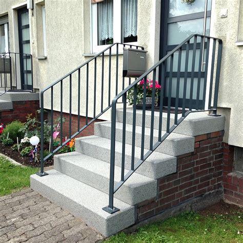Treppe Handlauf Aussenbereich by Gel 228 Nder Metallbau Schwedes Kassel Lohfelden