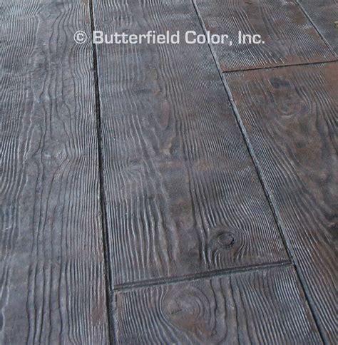 butterfield color 12 x 64 cascade concrete accessories