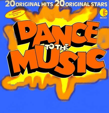 dance to the music k tel dance to the music uk