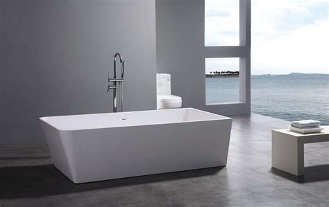 contemporary bathtubs leona luxury modern bathtub 71 quot