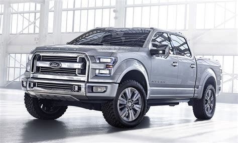 future ford trucks ford atlas concept future of the f series truck