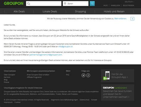 Groupon Hiring Manager Groupon In Der Schweiz Am Ende It Magazine