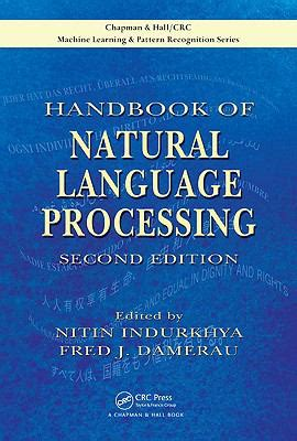 Pattern Recognition Natural Language Processing | handbook of natural language processing second edition