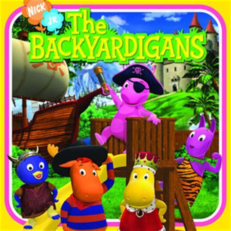 Backyardigans We Re Knights The Backyardigans Tous Les Albums Et Les Singles