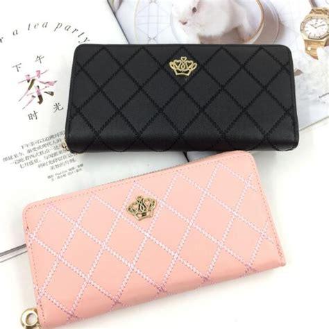 Dompet Wanita Murah Crown dompet wanita model crown pink jakartanotebook