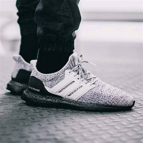 Adidas Ultraboost 3 0 White Unauthorized Authentic adidas ultraboost 4 0 white grey cookies and oreo