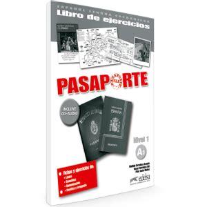 pasaporte libro de ejercicios 8477114420 pasaporte ele a1