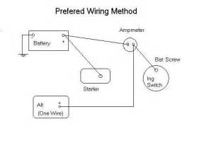 3 wire alternator wiring diagram search tractor wiring tractor