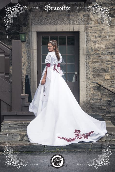 isadora royal medieval wedding gown