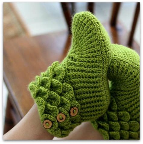 crochet crocodile slippers free pattern free crocodile stitch slipper boots crochet pattern