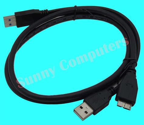 Cable Data Hdd 3 0 Hardisk External external micro usb 3 0 drive cable portable hdd cord