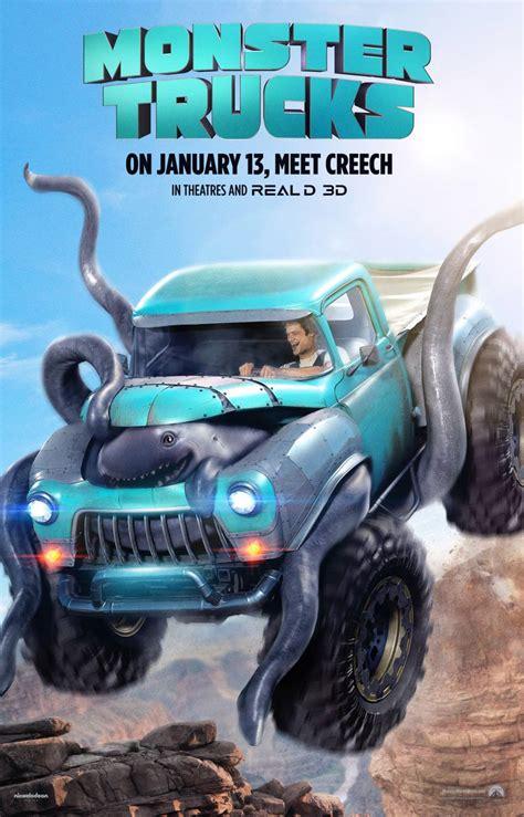 monster truck videos you monster trucks 2017 poster 1 trailer addict