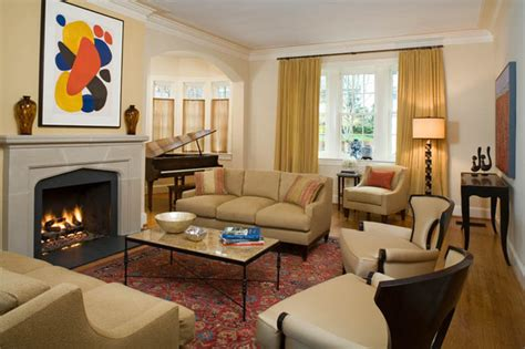 1920s home interiors interior remodel of 1920 s tudor home contemporary family room dc metro by wentworth inc
