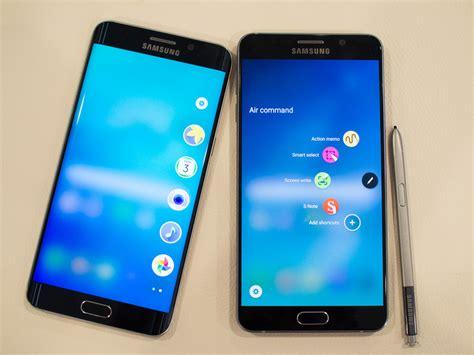 Samsung S6 Dan Note 5 Verizon Updates Galaxy Note 5 S6 Edge With June Security