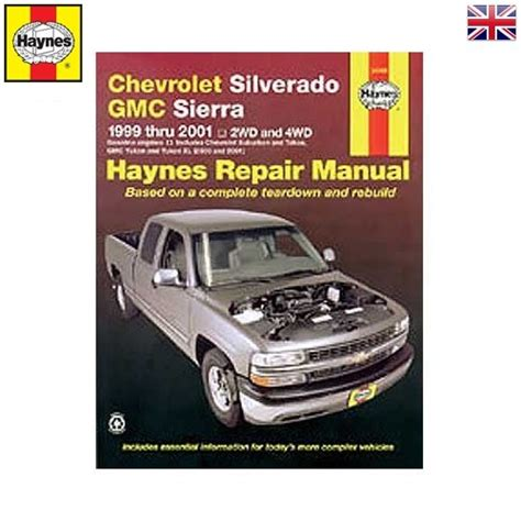 chevrolet silverado gmc sierra shop service repair manual haynes truck chilton ebay service manual haynes chevrolet gmc pickup trucks chevrolet silverado gmc sierra denali shop