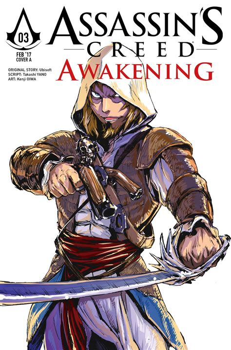 assassin s end time assassins volume 3 books assassin s creed awakening 3 all comic