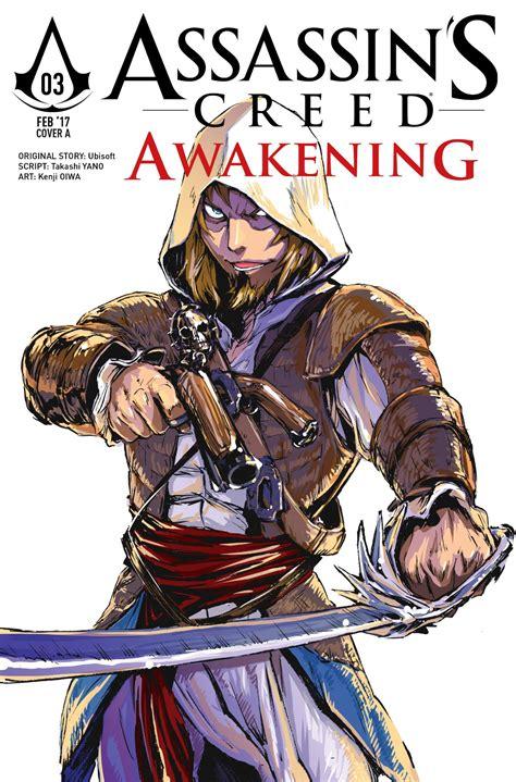 assassin s end time assassins volume 3 books assassin s creed awakening 3 all comic