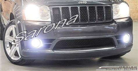 Front Bumper For 2005 Jeep Grand Custom 2005 Jeep Grand Front Bumper