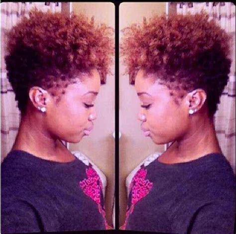 tapered cut natural hair tapered natural hair hair pinterest