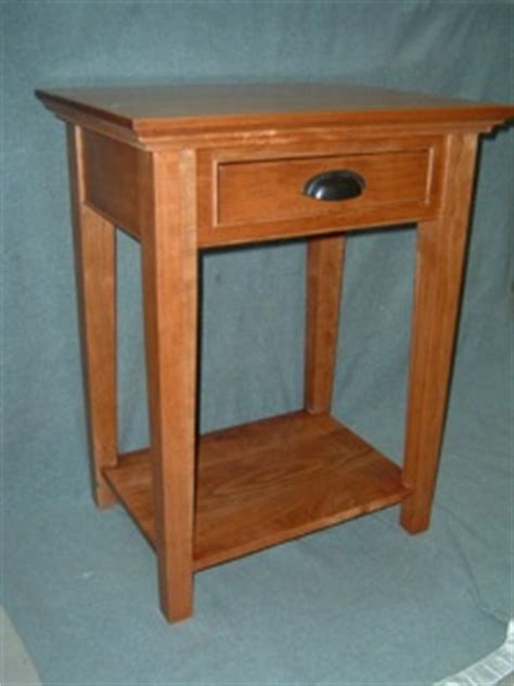 woodwork small side table plans  plans