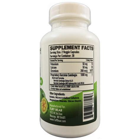 best garcinia cambogia supplement tuff garcinia cambogia supplements