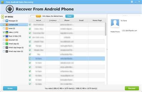 android data free android data recovery