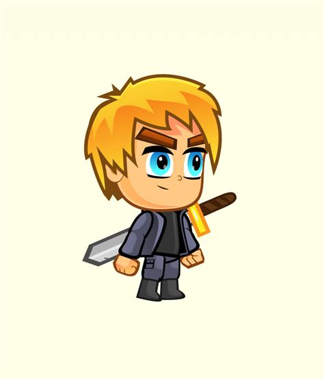 2d images buy 2d character sprites for ui graphic assets