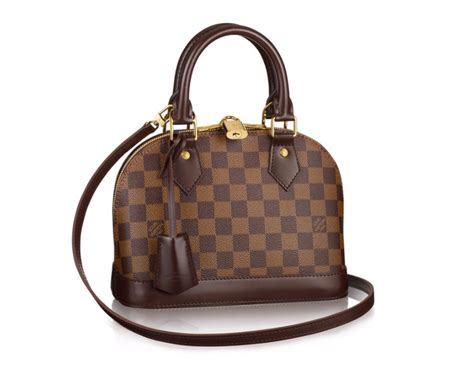 Tas Lv Alma Mini the 15 best bags to start your designer handbag collection