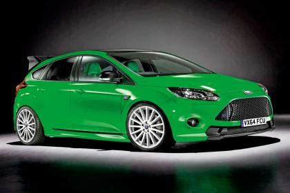 focus rs to get 350bhp | auto express