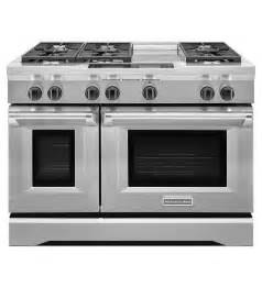 What Works On Induction Cooktop 48 Inch 6 Burner With Steam Assist Oven Dual Fuel