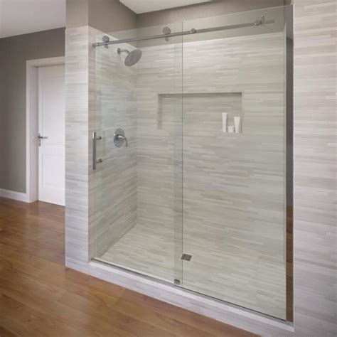 roda shower door shop basco roda vinesse 45 in to 47 in frameless shower
