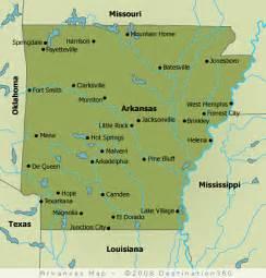 Comfort Suites Little Rock Ar Arkansas Map Arkansas State Map