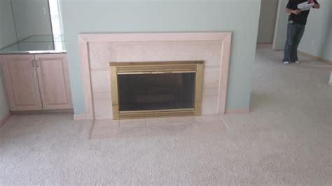 Fireplace And Mantle Refinish Painterati Refinishing A Fireplace