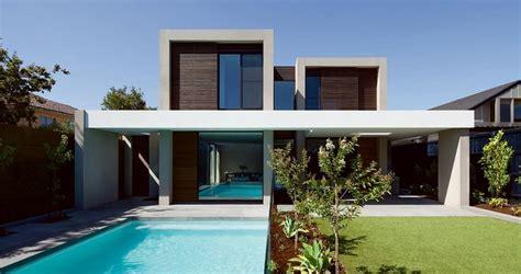 Lakefront House Plans casa de lujo con piscina en australia