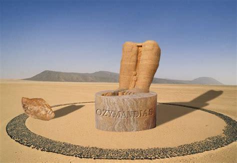 Define Pedestal Ozymandias Zenconomics An Independent Financial