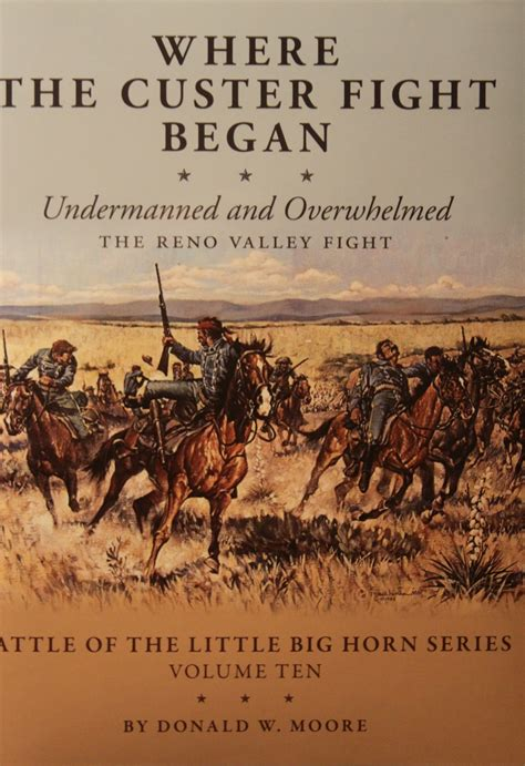the fights on the horn unveiling the mysteries of custer s last stand books profile donald walter the authors guild