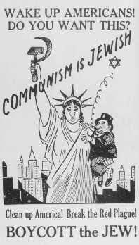 Anti-semitismo nos EUA • Voyager
